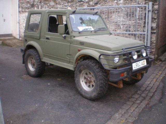 4x4 For Sale >> suzuki modifications - Lee's Autos